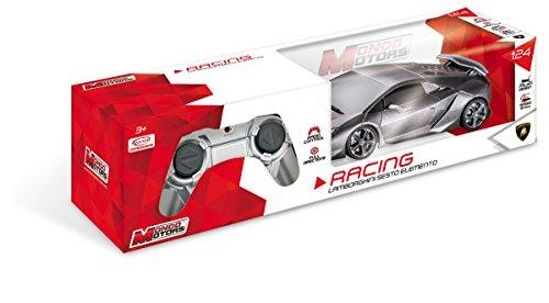 Mondo Motors - 63220 - Radio Commande - Voiture - Lamborghini VI Elemento - Echelle 1:24