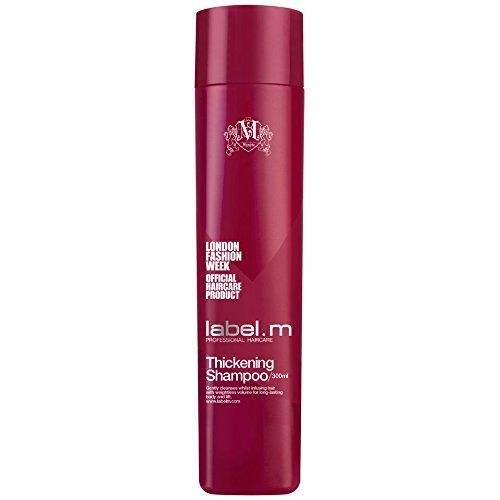 Label.M Professional Haircare Thickening Shampoo, 1er Pack (1 x 300 g)