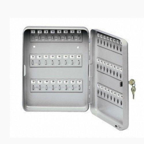Box Schlüssel lackierten Metallhaken mit Schloss 20 24x7x30 h
