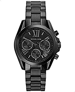 Michael Kors Womens Quartz Watch, Chronograph Display and Stainless Steel Strap MK6058