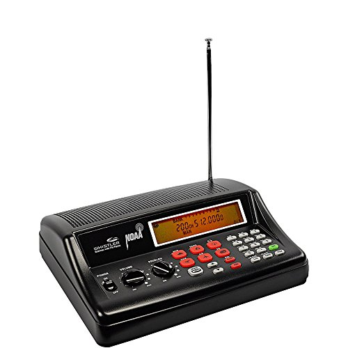 Whistler WS1025 Analog Desktop Radio Scanners