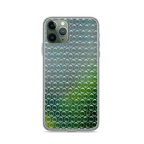 Cool Bubble Wrap Art Print On Pure Clear Custodie per Telefoni iPhone 12/11 Pro Max 12 mini SE X/XS Max XR 8 7 6 6s Plus Custodie