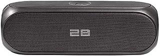 2B Square Bluetooth Speaker Grey
