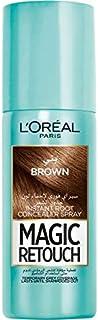 L'Oreal Paris Magic Retouch Instant Root Concealer, Brown100 ml