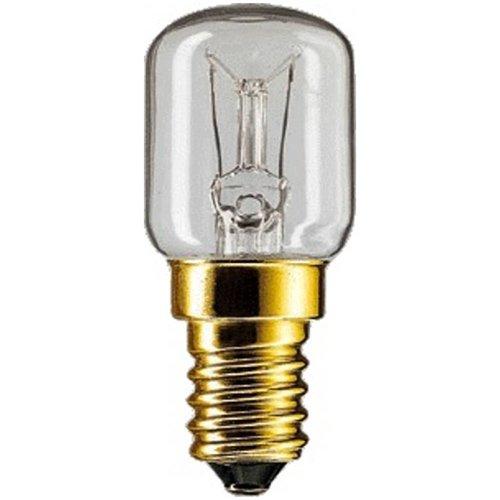 Philips Birnenlampe T25 E14 klar T25x57 15W EEK: E