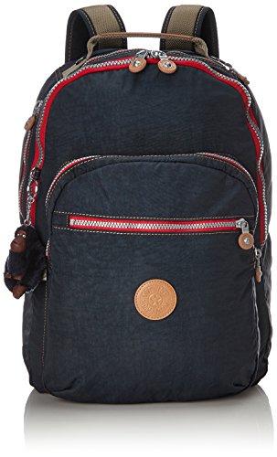Kipling Clas Seoul, Large backpack, 45 cm, 25 Litres, Blue (True Navy C)