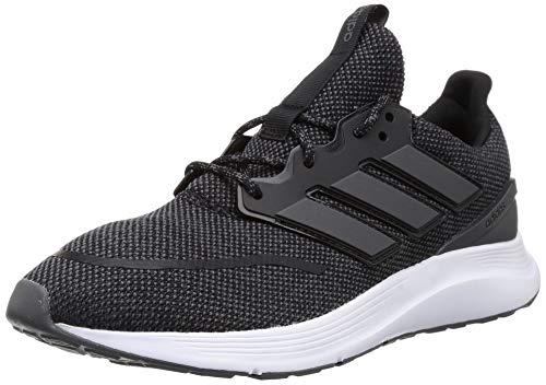 adidas Energyfalcon, Zapatillas para Correr Hombre, Core Black Grey Cloud White, 39 1/3 EU