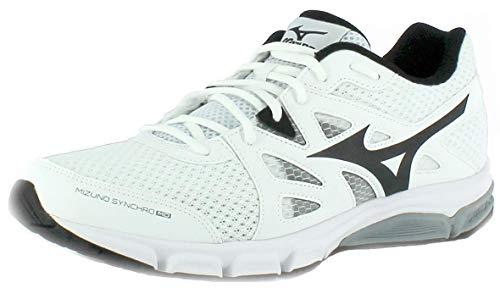 Mizuno - Mizuno Synchro Md Scarpe Running Uomo Bianche - Bianco, 47