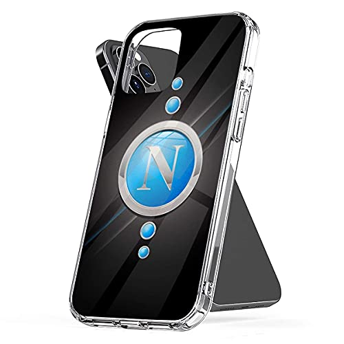 Custodie per Telefoni S Napoli Cover iPhone 12/11 Pro Max 12 mini SE X/XS Max XR 8 7 6 6s Plus Custodie