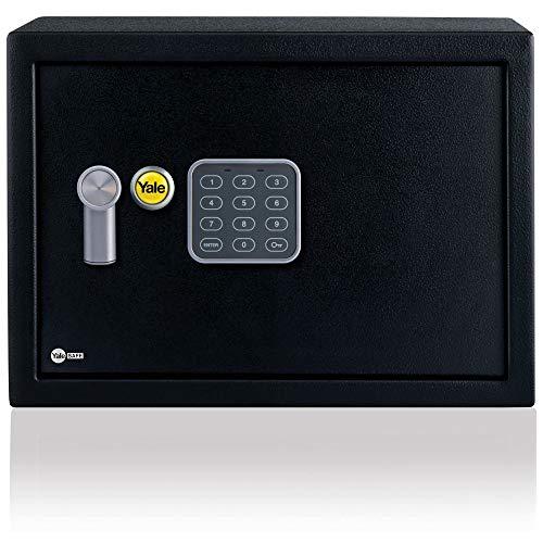 Yale YEC/250/DB1 YEC/250/DB1-Caja Fuerte con Alarma (tamaño Mediano)