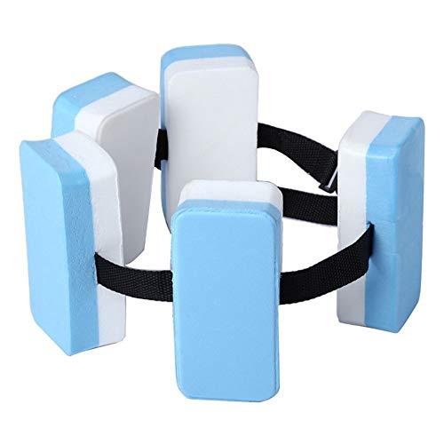 cholinchin Schwimmen Gürte für Kinder Eva Schaumgürtel Verstellbarer Schwimmgurt für Kindertraining Schwimmübungen und Kinder Einstiegs Schwimmen Training