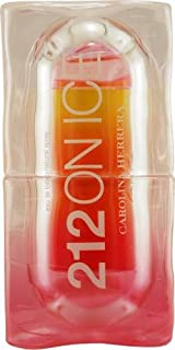 212 On Ice By Carolina Herrera For Women Edt Spray 2 Oz (Edition 2009 Pink/Yellow) by Carolina Herrera