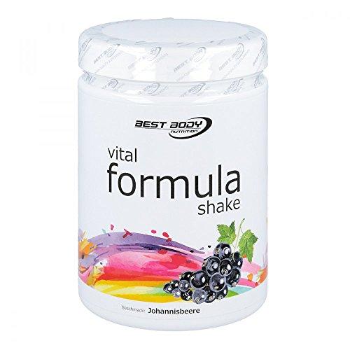 Bbn Vital Formula Shake Pulver 500 g