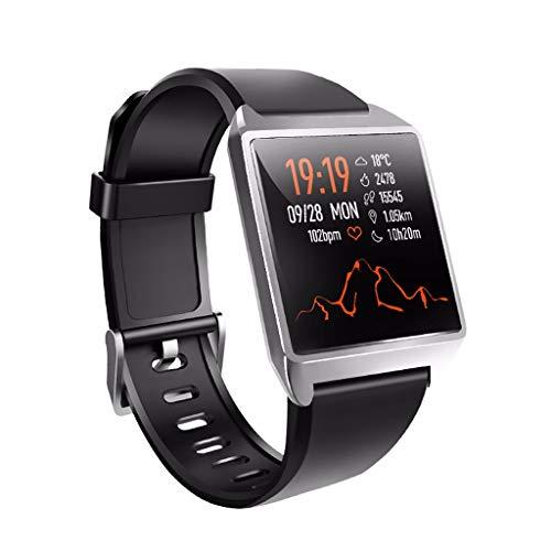 Fitness Armband Wasserdicht Fitness Tracker Kompatibel für IOS Android Männer Sport Armband Fitness Uhr Aktivitätstracker mit Schrittzähler Schlafmonitor, Anruf Nachricht Benachrichtigung für Frauen