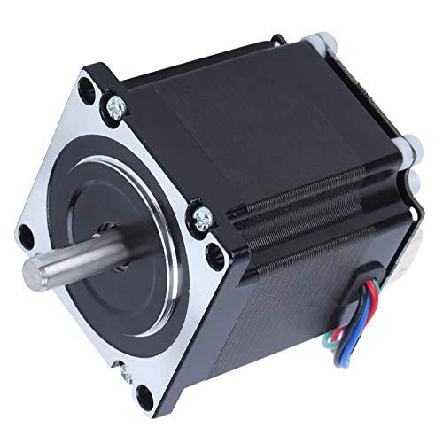 Motor paso a paso del motor de pasos 57 del control de pulso 24V 3A para el control de la válvula para los resortes virtuales