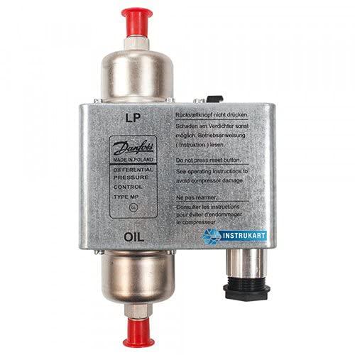 Max 82% supreme OFF Danfoss MP55 Pressure Switch Range: 0.3 to for HCFC H 4.5 Bar