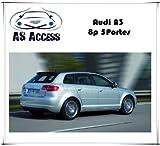 Pack LED Complet A3 S3 8P Sportback Berline
