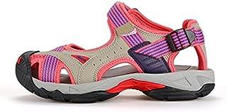 أحذية Upstream - صنادل نسائية في الهواء الطلق أحذية رياضية قابلة للتنفس أحذية الرحلات، أحذية رياضية صيد السمك للنساء المشي...
