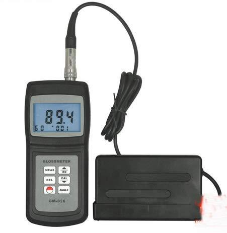 YXMSCMULTITEC Lantek 20 60 Grad Digital Gloss Meter USB RS-232 Datenkabel mit Software GM026