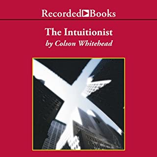 The Intuitionist  cover art