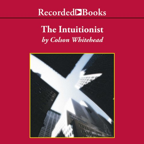 The Intuitionist  audiobook cover art