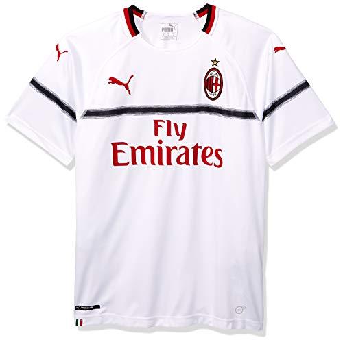 Unisex ni/ños PUMA AC Milan 1899 Home Shirt Repl.jr Top1 Player Maillot