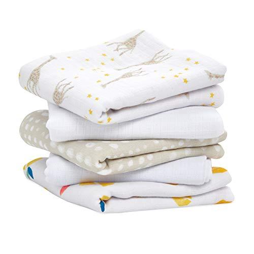 Aden Essential Musy Square 100% muselina algodón