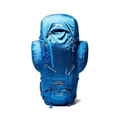 Vango Unisex Sherpa Rucksack, Cobalt, 65