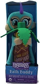 Zoe Monkey Fingerlings Bath Glove Holiday Christmas Kids Gift Set Banana