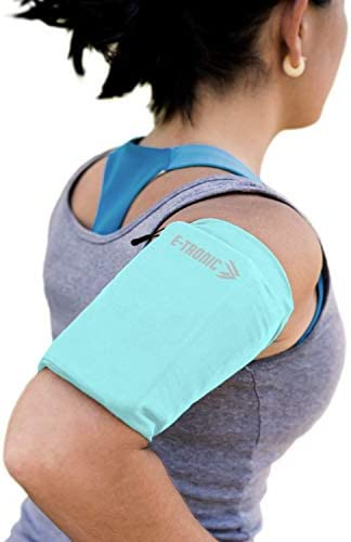 Phone Armband Sleeve Best Running Sports Arm Band Strap Holder Pouch Case for Exercise Workout product image