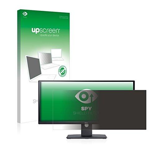 upscreen Spy Shield Filter Blickschutzfilter / Privacy für Dell 29 UltraSharp U2913WM (Sichtschutz ab 30°, Kratzschutz, abnehmbar)
