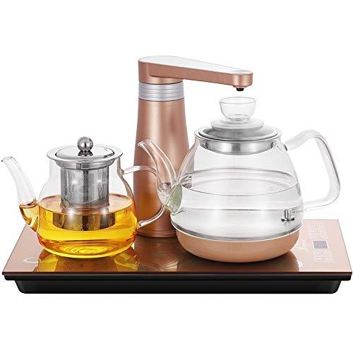 YangJinShan Teekanne Kettle Tea Set Vollautomatische Wasser Wasserkocher Glas Tee-Maschine Haushalts Isolierung selbstansaugende Pumpen