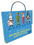 Sticker Dressing Activity Pack