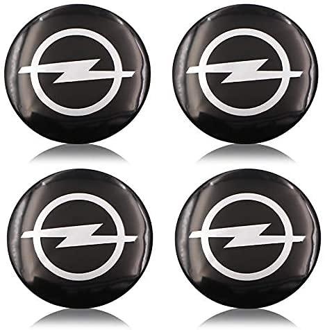Radnabenkappen 4 stücke 56mm Auto Styling Rad Center Hub Cap Aufkleber Embleme Für Opel Astra Opel Astra Astra...