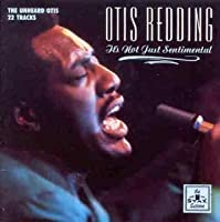 It's Not Just Sentimental by Otis Redding (2000-03-27)