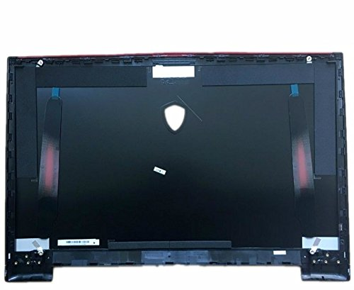 Laptop Top Cover For MSI GT73 GT73VR Black 3077A1A221Y311 E2P-7A114XX-Y31 Back Cover JK180307