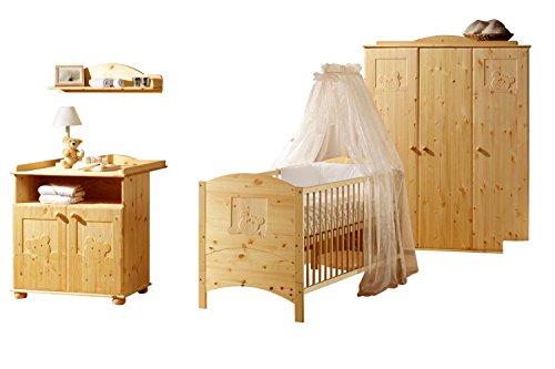 Schardt Kleiderschrank Dream mit 3Türen (beige)