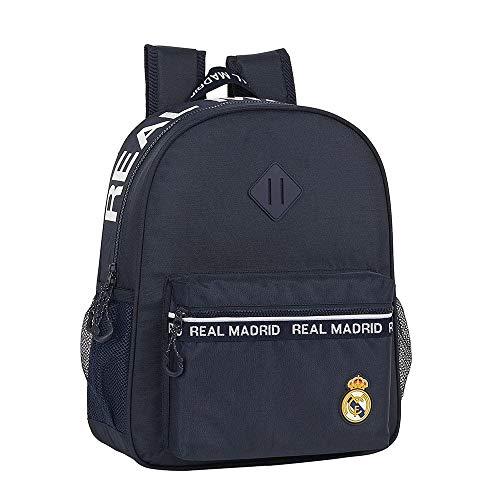 Real Madrid Mochila Junior Azul Marino