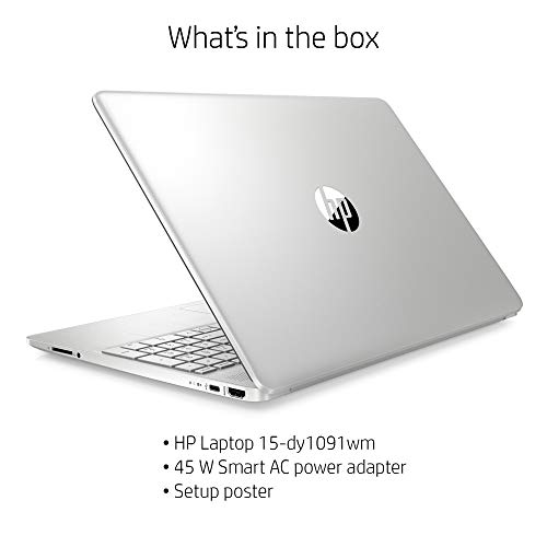 Compare HP 15-dy1091WM (1FBZ8UA#ABA) vs other laptops