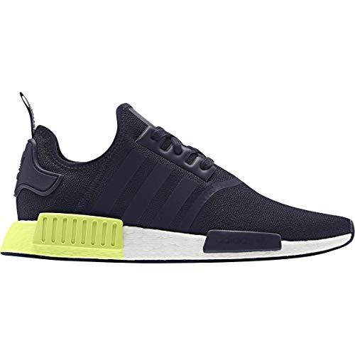 adidas Herren NMD_R1 Sneaker Blau, 46 2/3