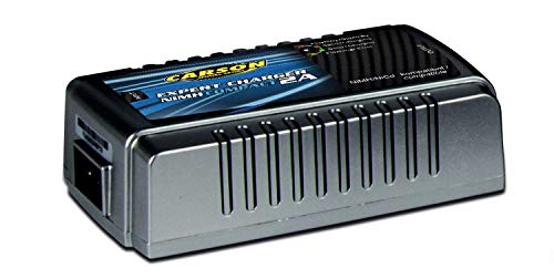 Carson 500606069 Expert Charger NiMH Compact 2A