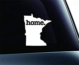 minnesota home decal