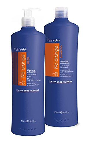 Kit Anti-Orange Maske 1000ml + Shampoo 1000ml