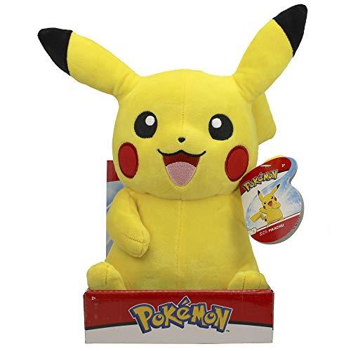 PoKéMoN Pikachu Peluche Grande | Nueva Ola 2020 | 30 CM | Detalles con Licencia Oficial y Auténticos