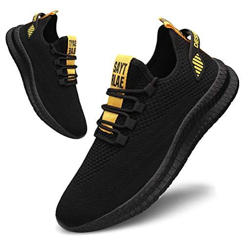 Tvtaop Schuhe Herren Laufschuhe Sportschuhe StraßEnlaufschuhe Sneaker Turnschuhe Trainer Walkingschuhe Joggingschuhe Traillauf Fitness Schuhe