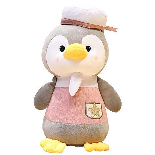 Kuscheltiere & Plüschtiere Kreatives Spielzeug Netter Klingel Pinguin-Plüsch-Puppe Pinguin-Plüsch-Spielzeug-Kind-Kissen-Puppe-Kind-Geburtstags-Geschenk (Größe: Rosa-30cm), Größe: Rosa-30cm Qingqiao