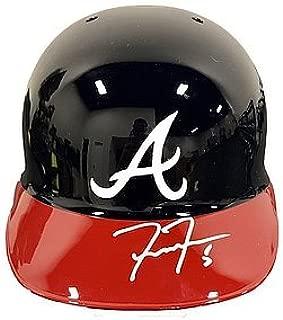 Freddie Freeman Atlanta Braves Autographed Signature Full Size Batting Helmet JSA - Authentic MLB Autograph