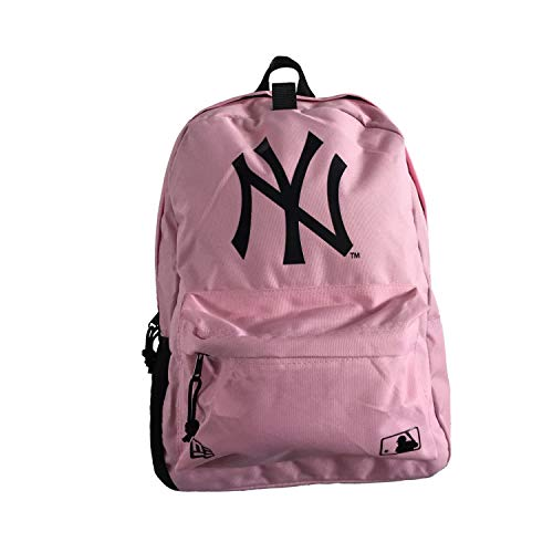 New Era MLB Stadium Sac à dos, Mixte, Sac à dos, 11587648, rose, Taille unique