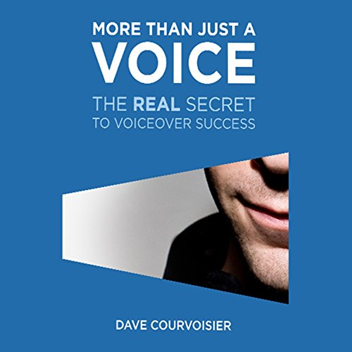 More than Just a Voice audiobook cover art