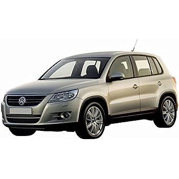 VW TIGUAN  5 portes 2008-2015 Deflecteurs d/'air Déflecteurs de vent 2pcs